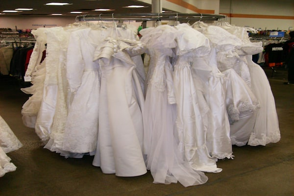 Smart Shopper Visits Goodwill Bridal Center | Goodwill of Central ...