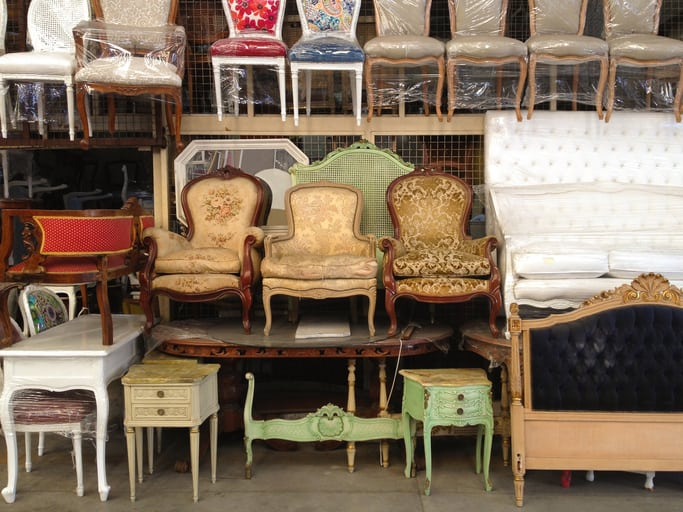 Buying Furniture from a Thrift Store