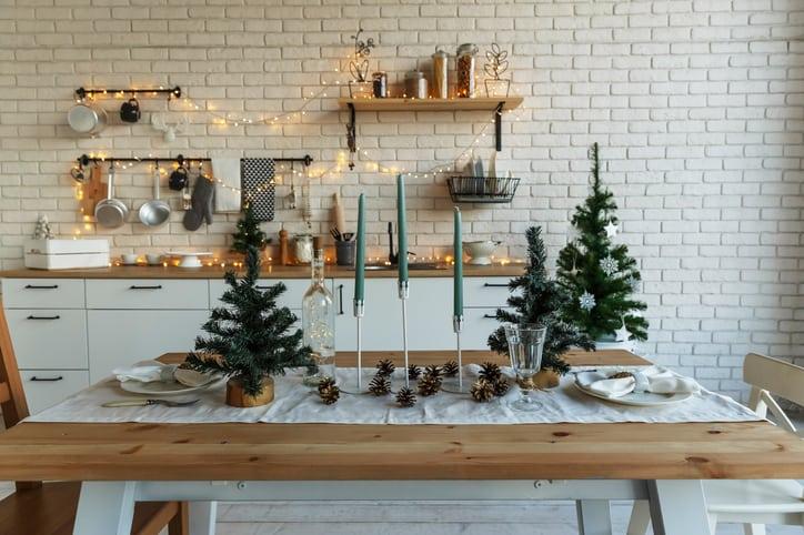 diy christmas table centerpiece ideas